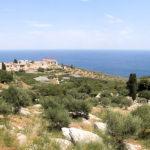 La Marea Lavră de la Sf. Munte Athos. FOTO Victor Roncea