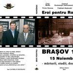 """15 Noiembrie 1987, începutul sfârşitului lui Ceauşescu. Brucan îi semnase deja condamnarea la moarte. """"Eroi pentru România – Braşov, 15 noiembrie 1987 – mărturii, studii, documente"""", lucrare realizată de Florin Palas şi Victor Roncea sub coordonarea lui Vladimir Bukovski"""