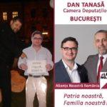 Scuipat în piaţa publică în Ungaria pentru că e candidatul lui Marian Munteanu la Bucureşti – VIDEO SCABROS cu fascistul maghiar Csibi Barna batjocorindu-l pe militantul civic Dan Tanasă
