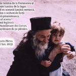 """Părintele Justin, de Buna Vestire, despre copiii României, """"familiile şi mamele eroine care duc greutăţile ţării…"""" FOTO / VIDEO"""