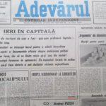 """Cum au lichidat Ion Iliescu, Petre Roman şi Andrei Pleşu legionarii din Piaţa Universităţii, în paginile ziarului """"Adevărul"""" din 13 – 15 iunie 1990"""