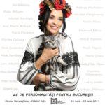 O nouă expoziţie de Cristina Nichituş Roncea la Palatul Suţu: BUCUREŞTI, DE CE-L IUBEŞTI (I). De Ziua Naţională a Iei, 25 de personalităţi pentru Bucureşti. VIDEO UPDATE