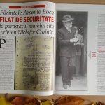 Evenimentul Istoric: Părintele Arsenie Boca filat de Securitate la parastasul marelui său prieten Nichifor Crainic – de Victor Roncea. FOTO / DOC / VIDEO