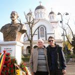 Mareșalul Alexandru Averescu, Sus! Fotografii de la inaugurarea bustului, de Ziua Veteranilor. Cu Radu Ciuceanu, Gavrilă Filichi și Victor Roncea. Hai în Basarabia istorică!