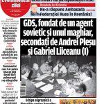Cum a fost înființat GDS. Faza pe documente. Grupul pentru Dialog Social a anunțat că îl dă în judecată pe jurnalistul Victor Roncea și ziarul Evenimentul Zilei. Iată de ce: