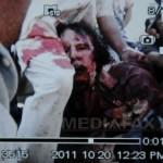 Uciderea lui Gaddafi in tara lui, o sinistra porcarie. FOTO/INFO