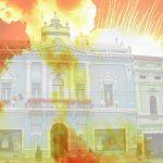 """EXCLUSIV RONCEA.RO: Teroriştii unguri de la HVIM voiau să atace 150 de copii. Atentatul urma să aibă loc la spectacolele """"Suflet Românesc"""" şi """"Români pentru Români"""", care se desfăşurau de Ziua Naţională la Casa de Cultură din Târgu Secuiesc. Felicitări SRI şi DIICOT! UPDATE"""